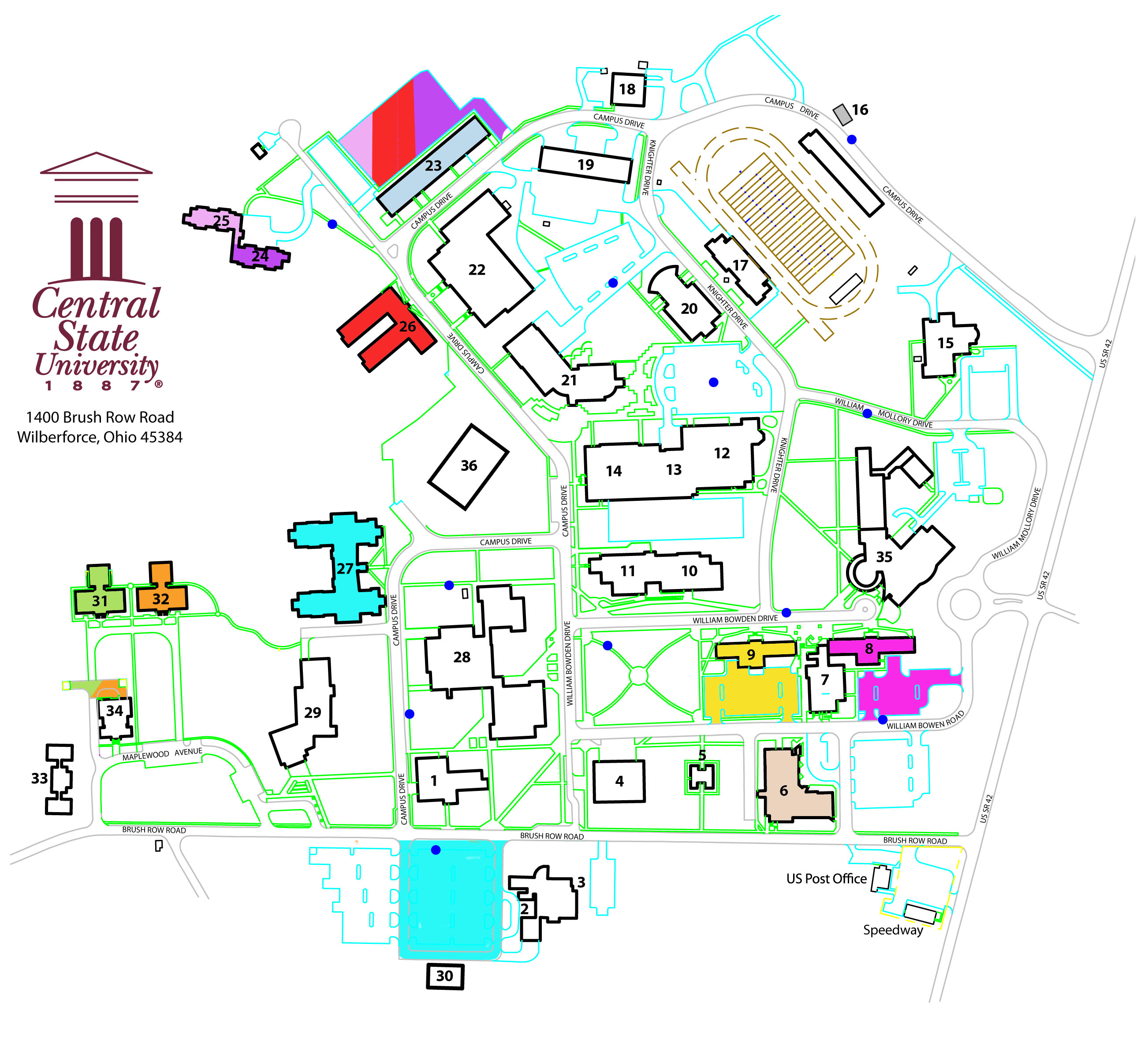 Student Affairs And Enrollment Management Central State University