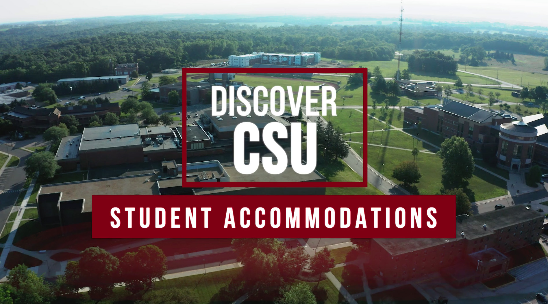student accommodations video